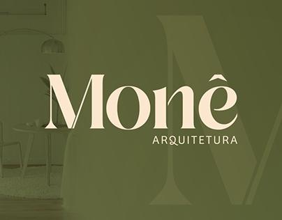 Monê - Arquitetura