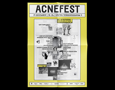 Acnefest invitation