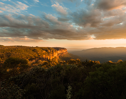 Blue Mountains // NSW
