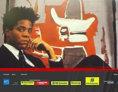 Banco do Brasil | Exposição Basquiat