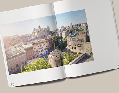 ROMA 2017 — photo book using smartphone pictures only