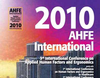 AHFE 2010 Conference
