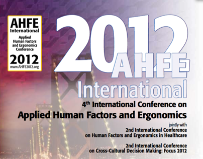 AHFE 2012 Conference