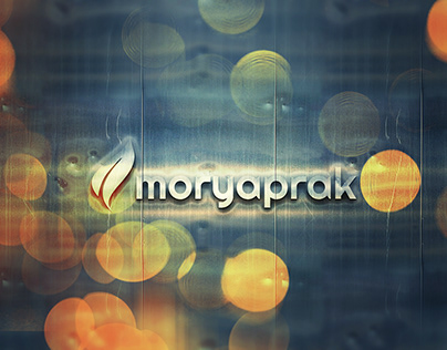 Mor Yaprak Logo Design