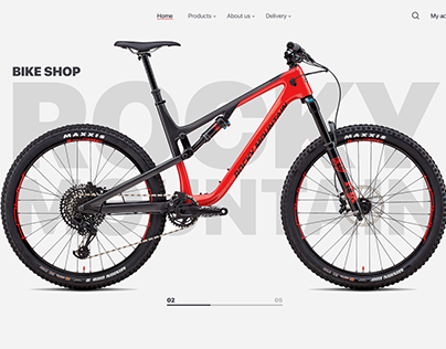 Online Bike Shop