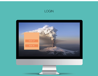 Login UX design