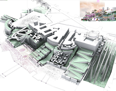 Europan competition. Madrid. 2009