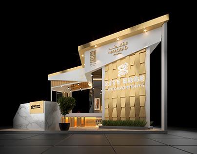 City Edge Developments - IPS Riyadh Booth 2019