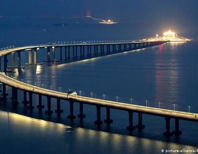 HZM: The world's longest sea bridge