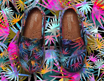SchatziBrown X TOMS Shoes