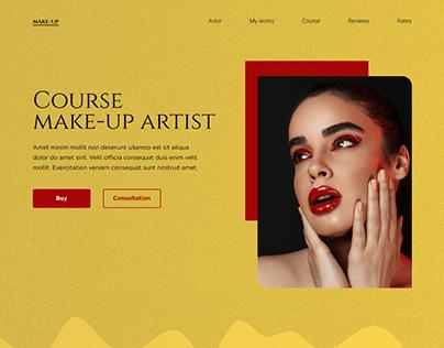 Course Make-up Artist