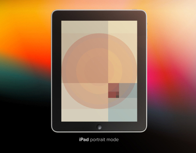 iPad Presentation Template