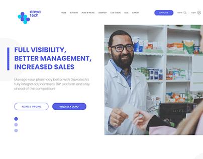 DawaTech Website