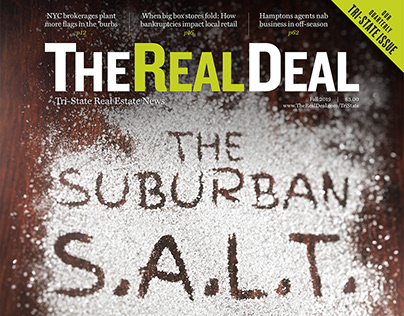 The Real Deal - SALT cover