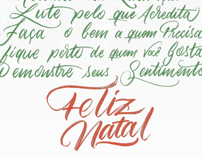 Christmas Card | Belagrícola