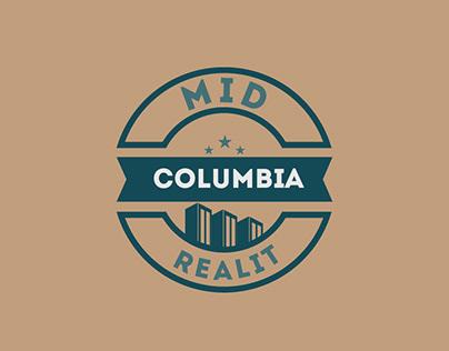 Vintage Real Estate Logo Design