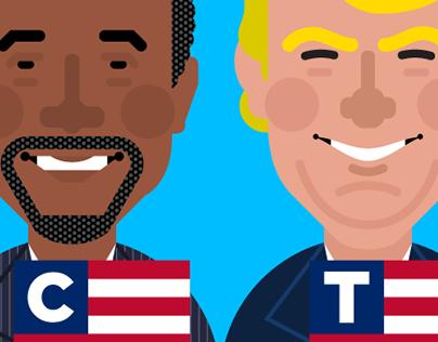 Carson / Trump