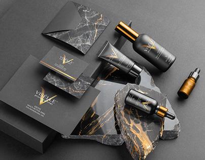 Cosmetics packaging design   Дизайн упаковки косметики