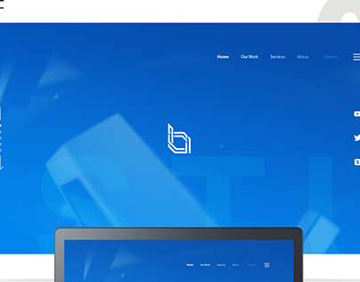 Obey Studios Web Design