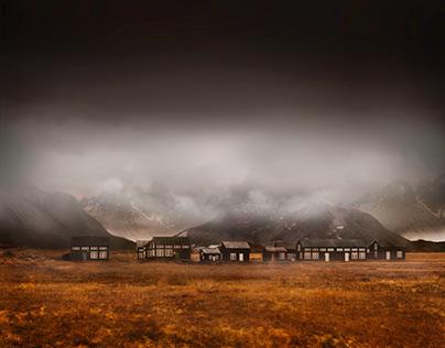 Iceland Storm