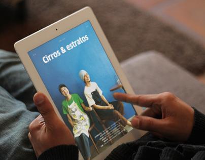 Cirros & Estratos, onboard magazine (III)