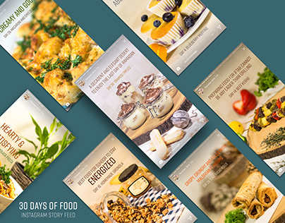30 Days of Food