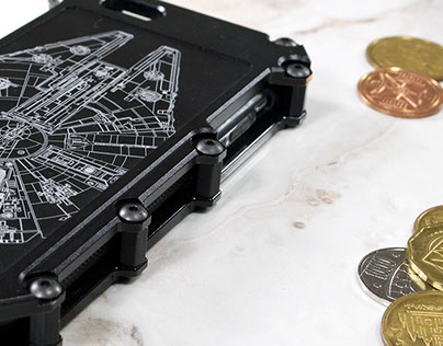 Star Wars Phone Case Design & Packaging