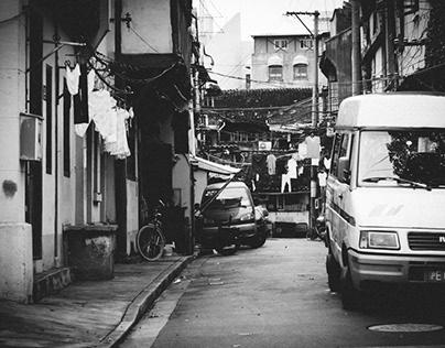 Street at China