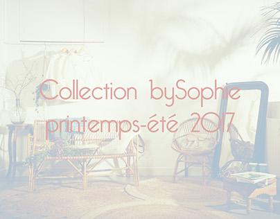 Collection BySophie Femme Printemps-été 2017