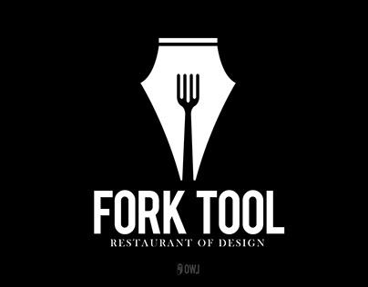 (Logo) FORK TOOL - Restaurant of Design