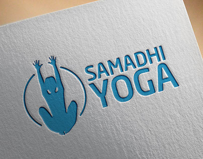 Logo Design for Yoga Company