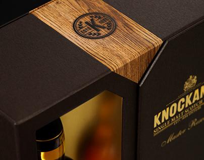 Whisky Knockando, 21 years |Glasspack