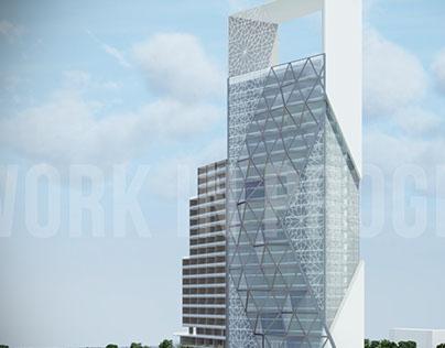 Work in Progress - Izmir Tower