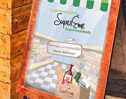 Supermercado SuperÉme Supermarket