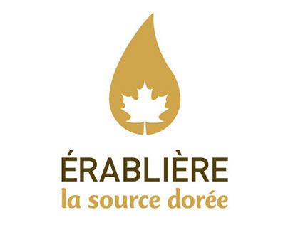 Branding - Érablière La source dorée