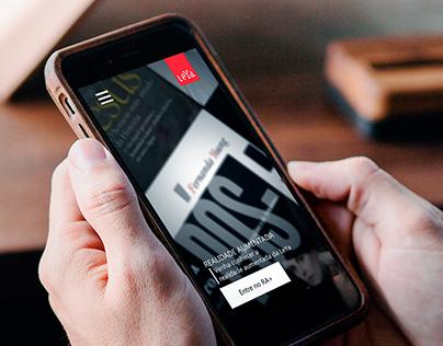 Leya - App with RA+ (AR+)