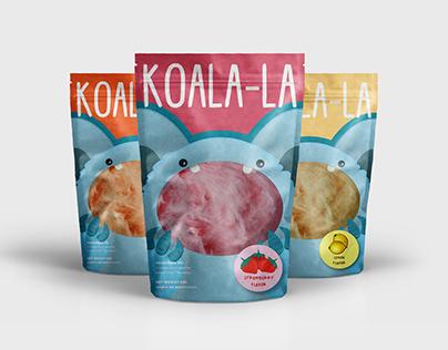 Koala-la Packaging Design
