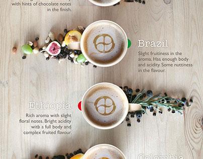 Umami Coffee Advert