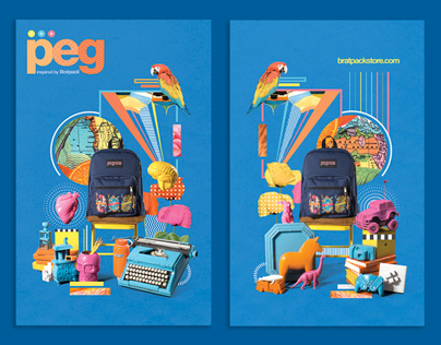 Bratpack Peg Catalog SS13