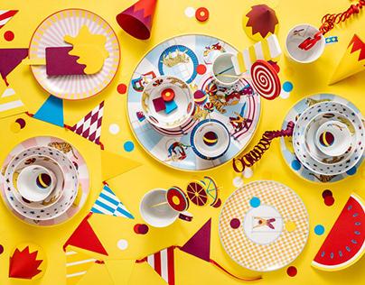 Hermès Tableware shooting