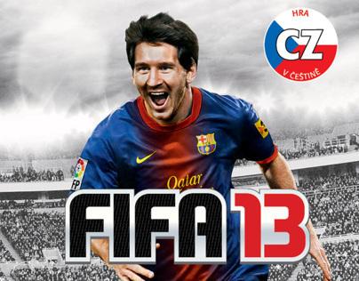 DVD Cover FIFA13 E.ON