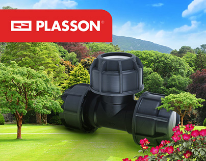 PLASSON / Branding and Design