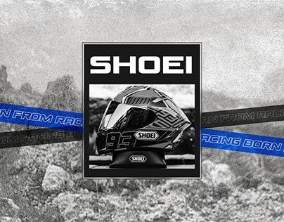 SHOEI / E-commerce concept