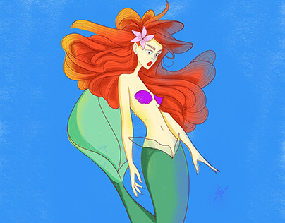 Mermaid, Sirena.