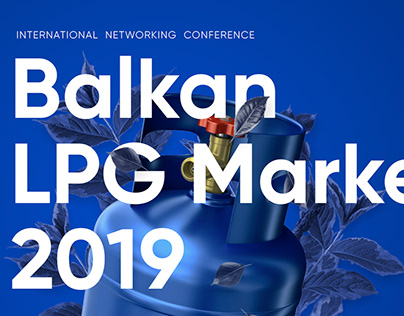 Balkan LPG Market web design