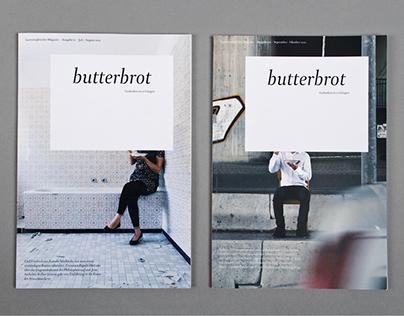 butterbrot – Magazin