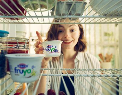 Fage - Fruyo Social Campain
