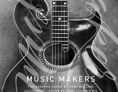Arjowiggins Paper Sample Book Meets the Music Makers