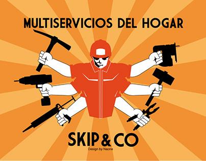 Skip & CO