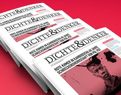 Dichte&Denker - PrintNews
